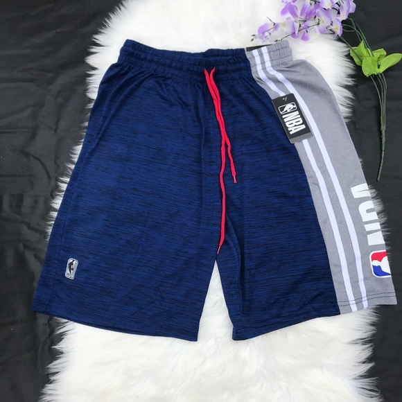 New Men's NBA Basketball Trainer Shorts Size Large